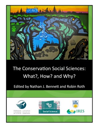 Bennett Roth et al 2015 - The Conservation Social Sciences - COVER PIC