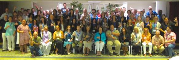Participants of the Think Tank on the Human Dimensions of Large-Scale Marine Protected Areas